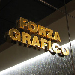 FORZA GRAFICO DESIGN STUDIOの建築事例